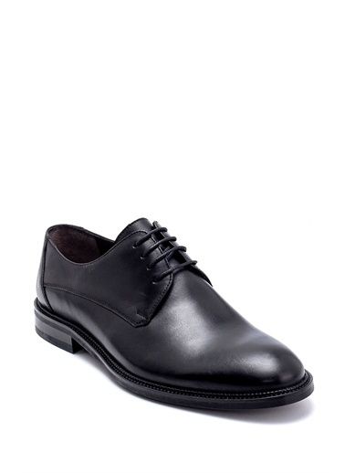 Derimod Erkek Ayakkabı(529) Klasik Siyah
